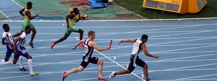 שימוש במבקרים חיצוניים - ריצה   יוסיין בולט   אולימפיאדה