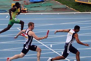 להשתתף בשביל לנצח - ריצה | יוסיין בולט | אולימפיאדה