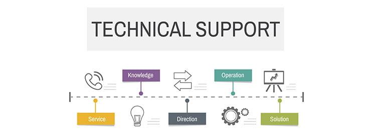 תמיכה טכנית בתהליך כיול מכשירי מדידה